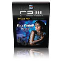 R.A.W. Style Pak: Bollywood Grooves