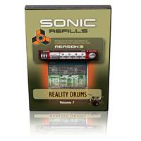 Sonic Refills Vol. 07: Reality Drums