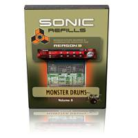 Sonic Refills Vol. 08: Monster Drums
