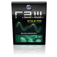 R.A.W. Style Pak: Blues Grooves
